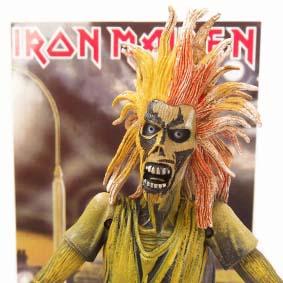 Neca Toys Eddie Iron Maiden DEBUT 1980 com entrega em todo o Brasil (aberto)