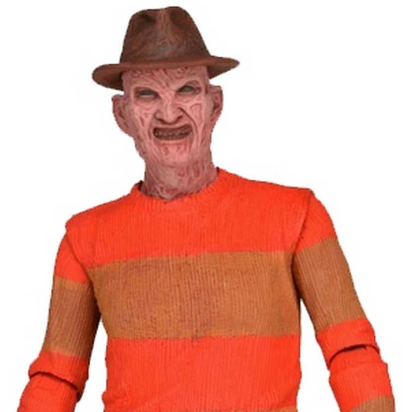 Neca Toys Freddy Krueger classic video game action figure - Nightmare on Elm Street 8-Bit
