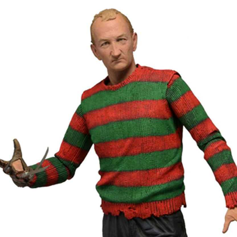 Neca Toys Freddy Krueger series 04 Nightmare on Elm Street action figure - Springwood Slasher