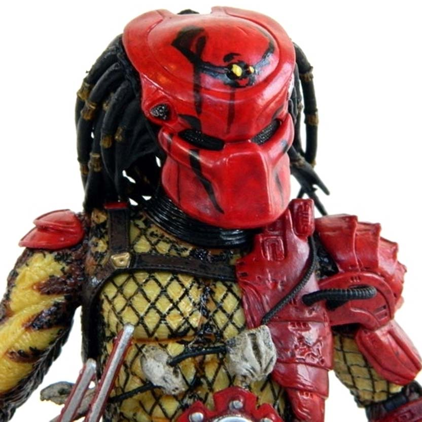 Neca Toys Predator series 7 : Predator Big Red Action Figure