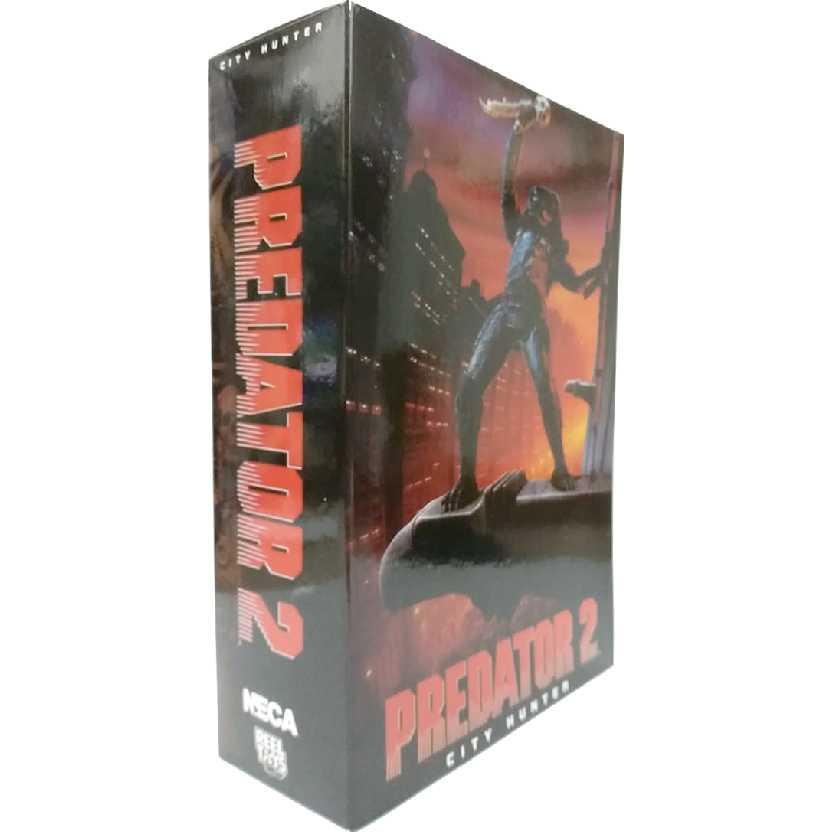 Neca Ultimate City Hunter Predator 2 (Predador II) action figures