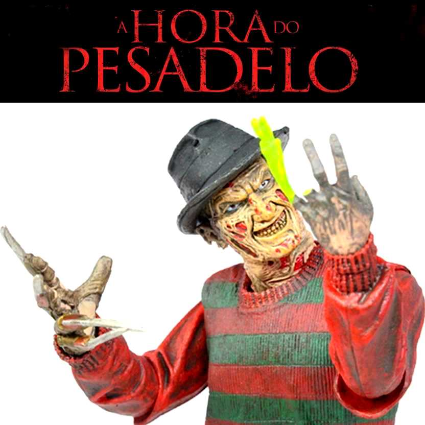Neca Ultimate Freddy Krueger - 30 anos A Hora do Pesadelo ( A Nightmare On Elm Street )