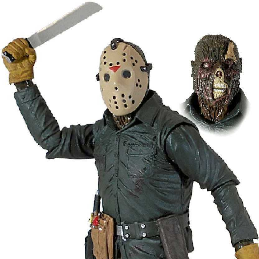 Neca Ultimate Jason Voorhees (Sexta Feira 13 parte 6) Friday the 13th Part 6