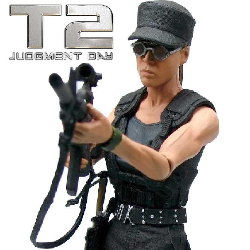 Neca Ultimate Terminator 2 Sarah Connor (Linda Hamilton) Exterminador do Futuro 2