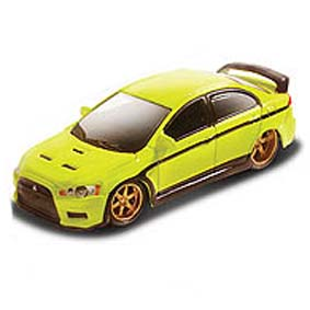 Need for Speed Mitsubishi Lancer Evolution (2008)