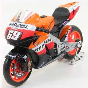 Nick Hayden Honda RCV212 Moto GP (2008)