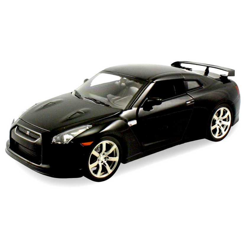 Nissan GT-R R35 (2009) marca Jada Toys escala 1/24