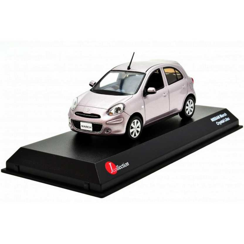 Nissan March - Kyosho Jcollection escala 1/43