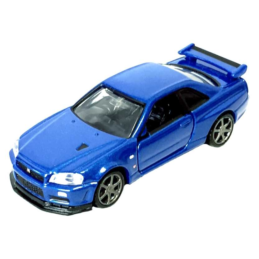 Nissan Skyline GT-R V-Spec II Nur Premium Tomica Takara / Tomy #11 escala 1/62