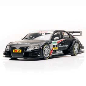 Norev Diecast Brasil :: Audi A4 DTM (2009) Campeão Audi Sport Team ABT Timo Scheider