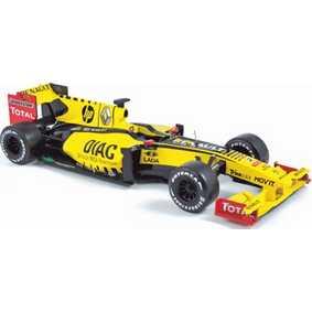 Norev Miniaturas de Fórmula 1 F1 Renault R30 (2010) Vitaly Petrov