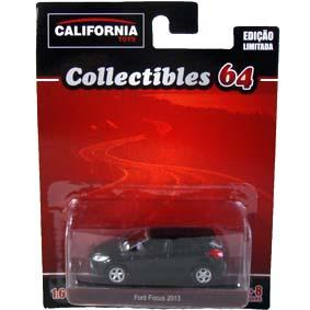 Novo Ford Focus (2013) Greenlight California Toys Collectibles escala 1/64