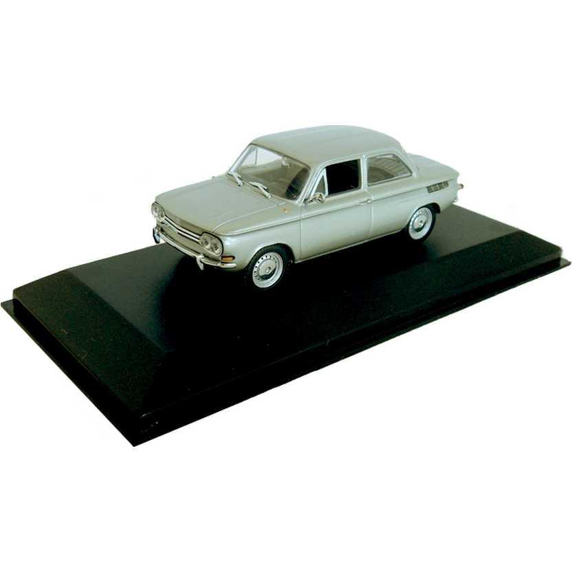 NSU TT Saloon (1967-1972) cor prata marca Minichamps escala 1/43