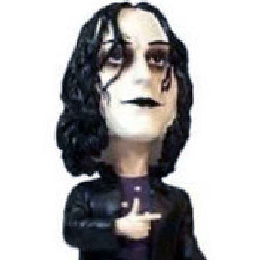 O Corvo : The Crow (Eric Draven) NECA Head Knocker Bobblehead