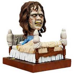 O Exorcista - The Exorcist Regan (balança a cabeça)