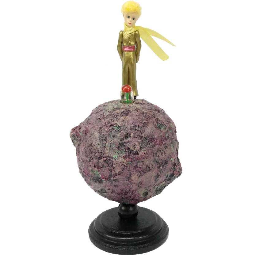 O Pequeno Príncipe no planeta em resina
