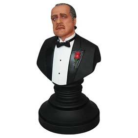 O Poderoso Chefão - Don Vito Corleone - Marlon Brando