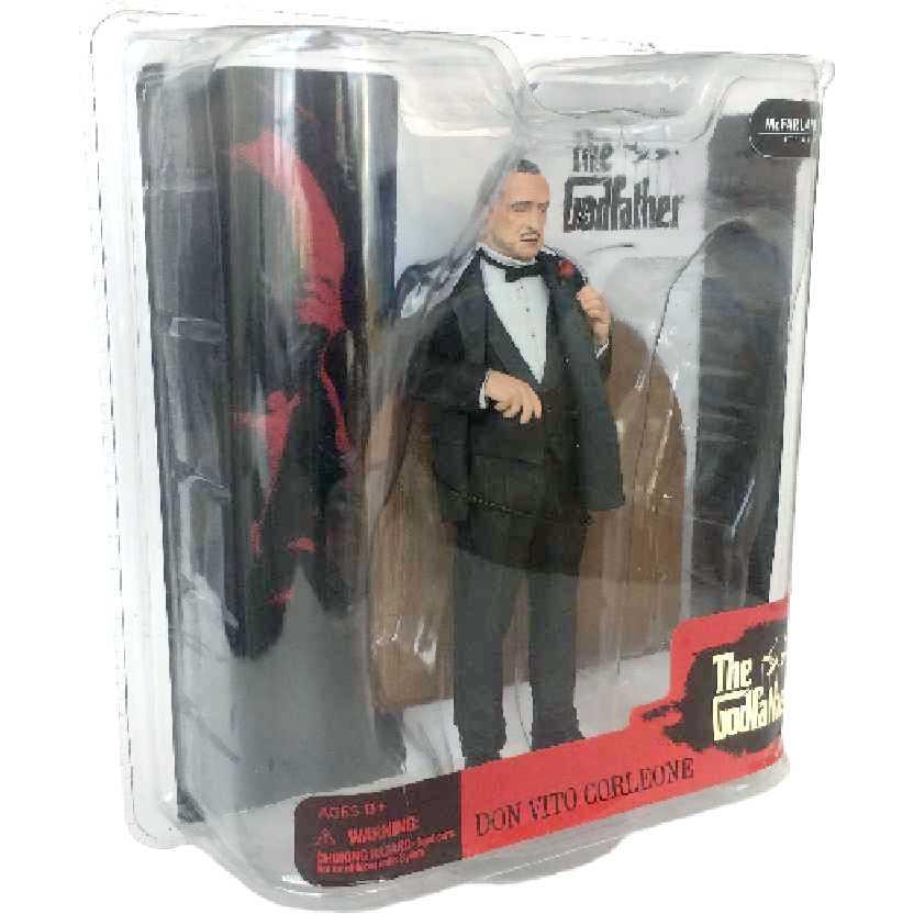 O Poderoso Chefão - Don Vito Corleone (Marlon Brando) Lacrado