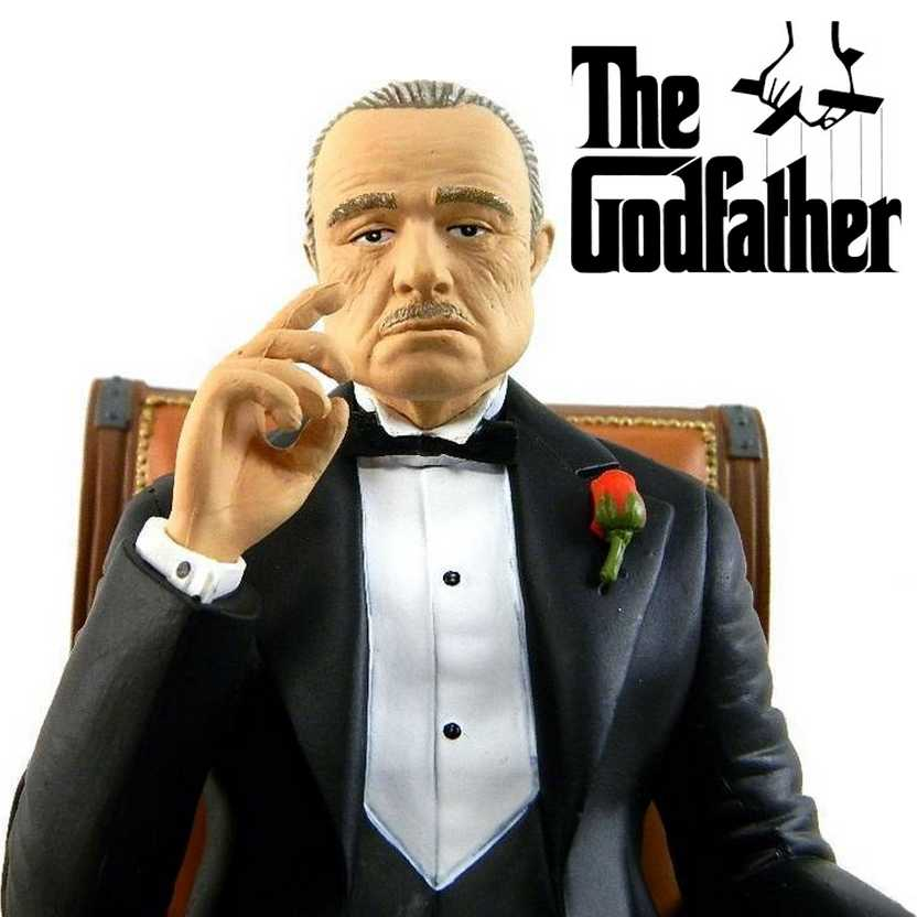 O Poderoso Chefão - Don Vito Corleone (Marlon Brando) The Godfather marca SD Toys