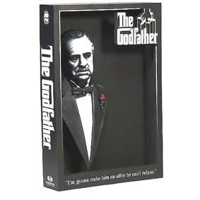 O Poderoso Chefão - Godfather 3D Movie Poster