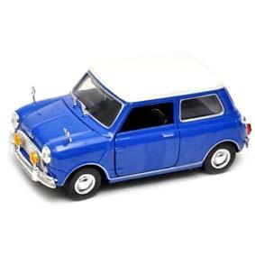 Old Mini Cooper ( 1960 ) similar do filme Uma saída de mestre - The Italian Job