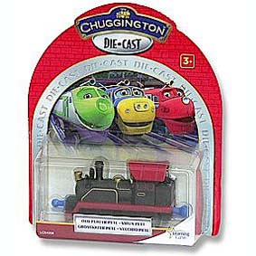 Old Puffer Pete - Trem Chuggington