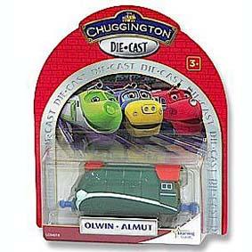 Olwin Almut - Trem Chuggington