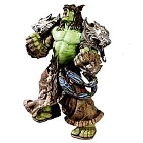 Orc Shaman World of Warcraft (aberto)