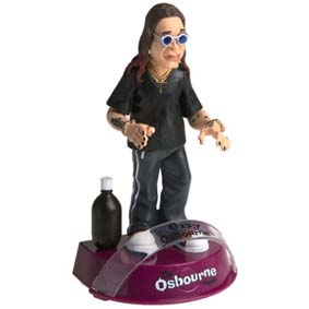 Ozzy Osbourne The Osbourne Family Action Figure - Mezco Toys
