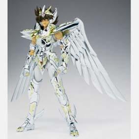Pegasus God Cloth (Cloth Myth) armadura divina