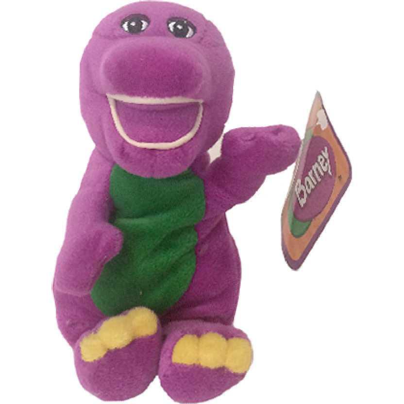 Pelúcia do dinossauro Barney (Barney e Seus Amigos)