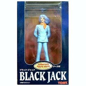 Personagem B-03 (Mangá Black Jack) com caixa de acrílico