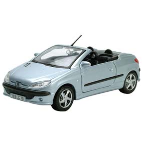 Peugeot 206 CC Conversível