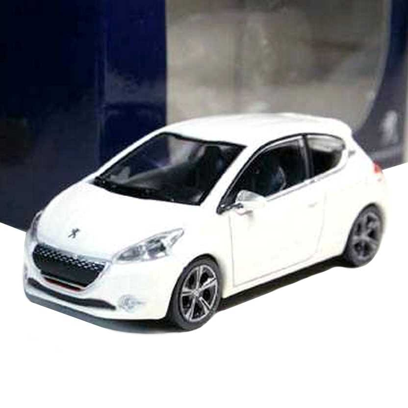 peugeot 208 gti branco p rola com retrovisores marca norev escala 1 64 arte em miniaturas. Black Bedroom Furniture Sets. Home Design Ideas