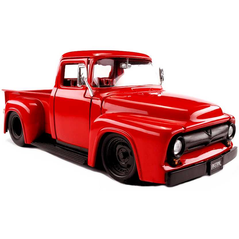 Pickup Ford F-100 (1956) Pick Up marca Jada Toys escala 1/24