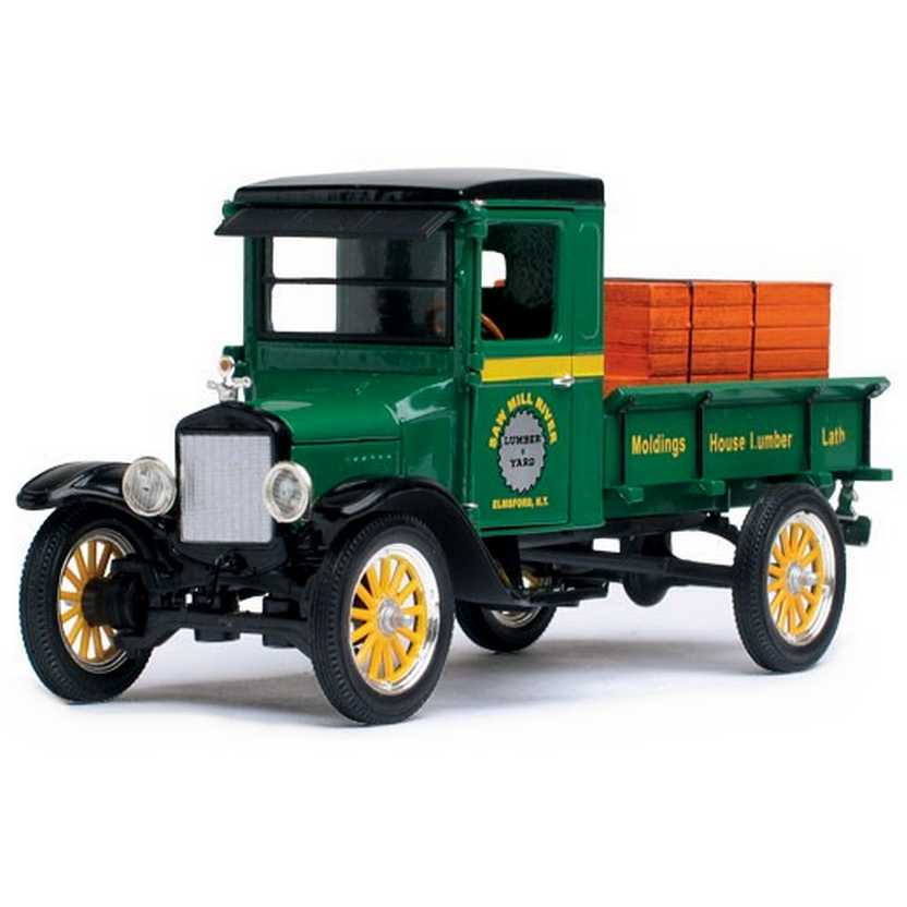 Pickup Ford Model TT (1923) Saw Mill marca Signature Models escala 1/32