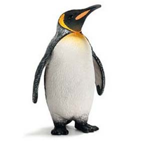 Pinguim Imperador 14617 (Schleich Brasil)