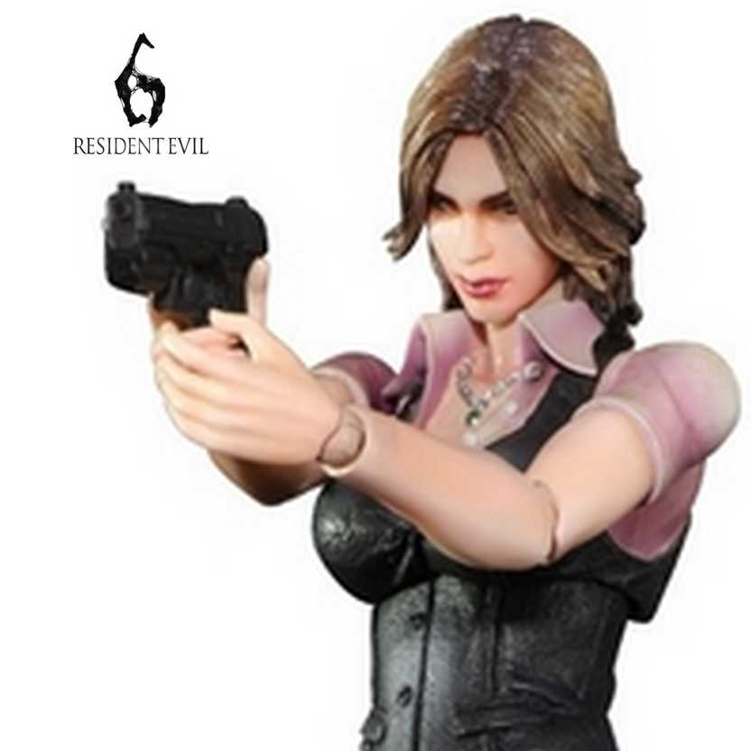 Play Arts Kai Resident Evil 6 Helena Harper - Square Enix action figures