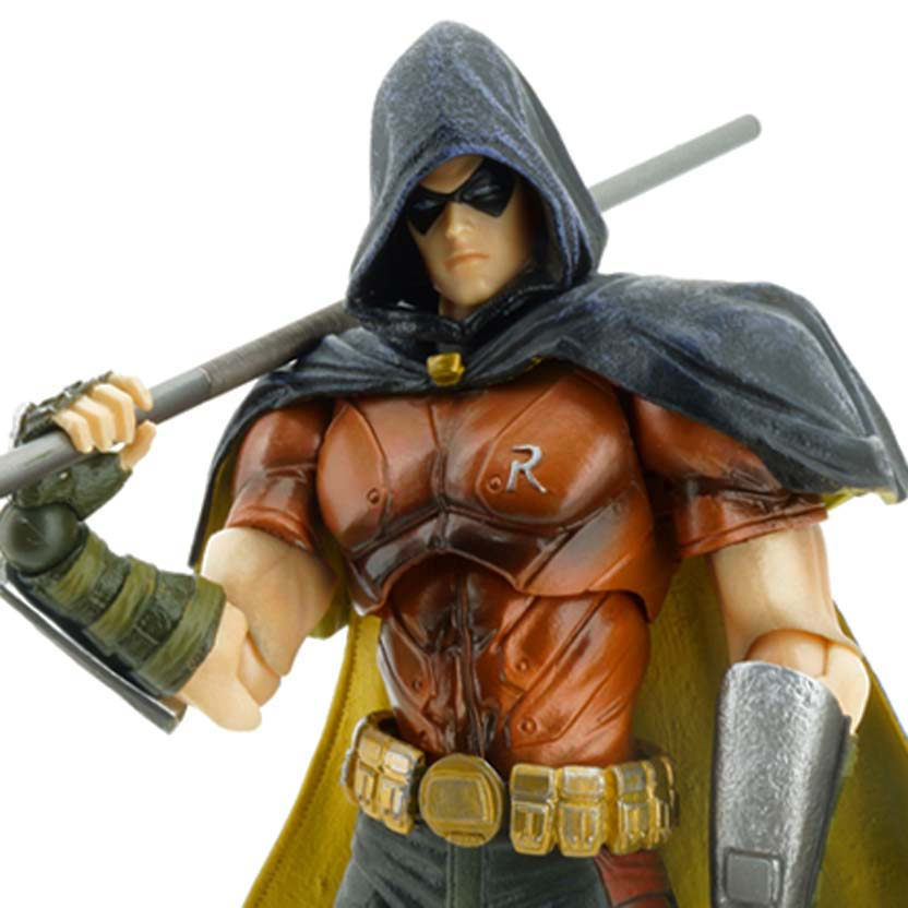 Play Arts Kai Robin : Batman Arkham City Square Enix Action Figure