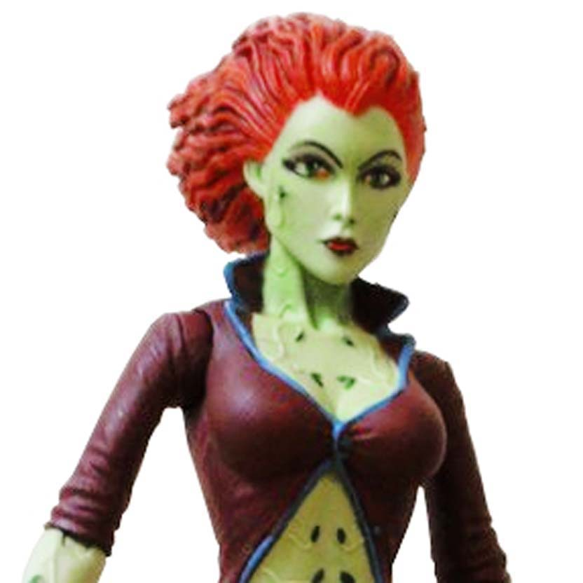 Poison Ivy (Hera Venenosa) Batman Arkham Asylum DC Direct Collector action figure