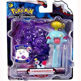 Pokemon Battle Dimension - Chimecho (series 8)