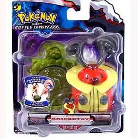 Pokemon Battle Dimension - Kricketot (series 8)
