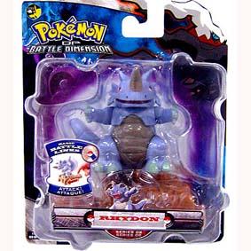 Pokemon Battle Dimension - Rhydon (series 8)