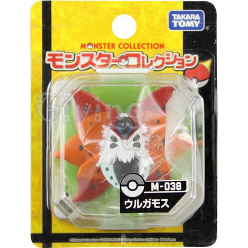 Pokemon Black and White M-038 Volcarona / Ulgamoth Monster Collection Takara / Tomy