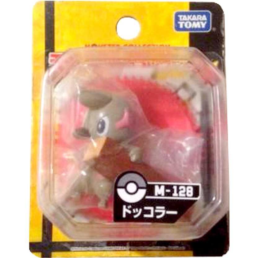 Pokemon Black and White M-128 Timburr / Dokkora Monster Collection Takara / Tomy