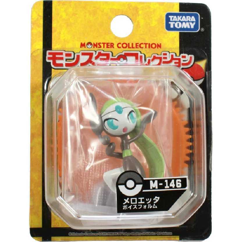 Pokemon Black and White M-146 Meloetta Monster Collection Takara / Tomy