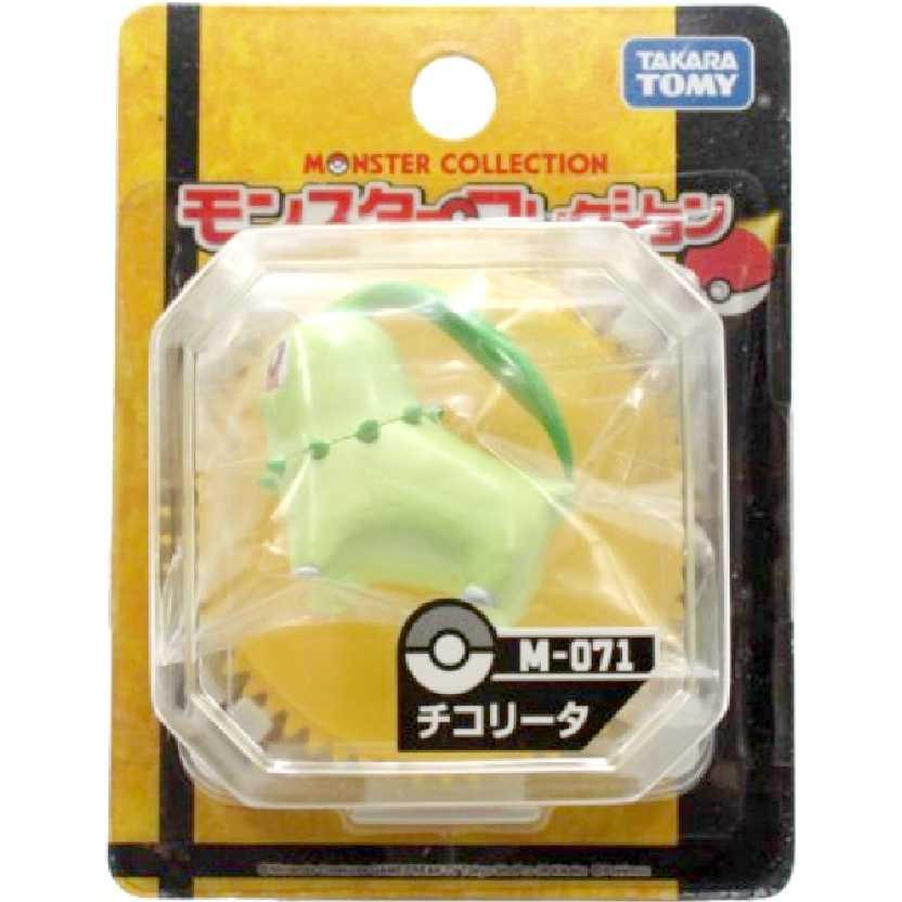 Pokemon Chikorita MC-013 Monster Collection Takara / Tomy