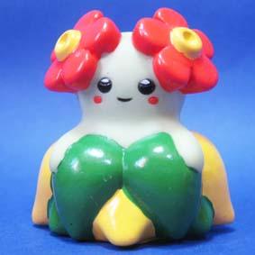 Pokemon Dedoche : 182 Bellossom