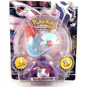 Pokemon Diamond and Pearl Series 6 - Chimecho