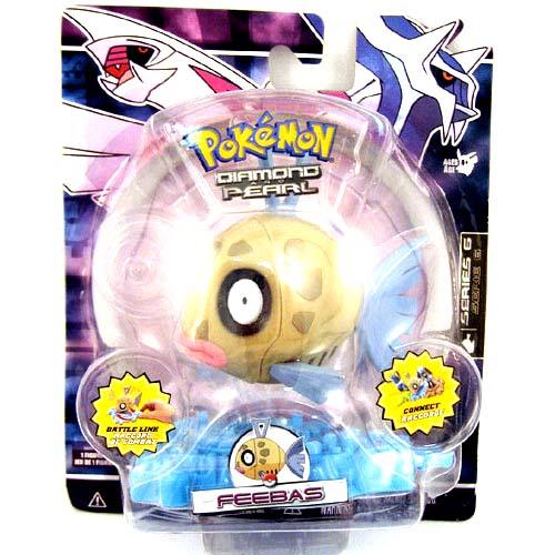 Pokemon Diamond and Pearl Series 6 - Feebas